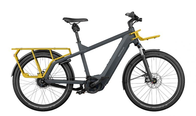 Vélo électrique - Riese Muller Multicharger GT vario