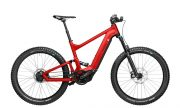 Vtt Electrique Riese Muller Delite Mountain Touring Rouge