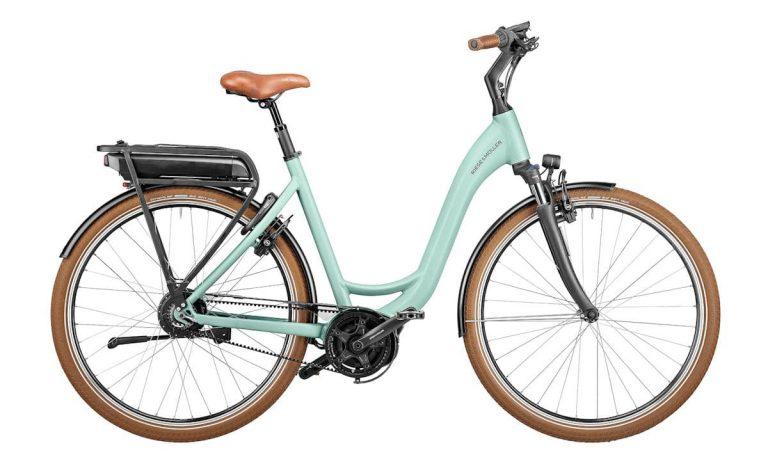 Vélo électrique VAE Riese und Muller Swing3 Vert